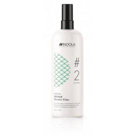 Indola Innova Care Repair Keratin Filler keratino užpildas plaukams 300 ml.