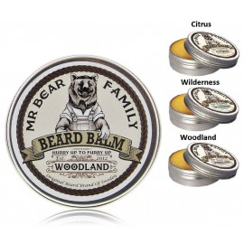 Mr. Bear Family Beard Balm barzdos balzamas 60 ml.