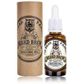 Mr. Bear Family Beard Brew barzdos skutimosi aliejus 30 ml.