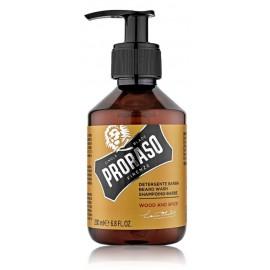 Proraso Wood & Spice šampūnas barzdai