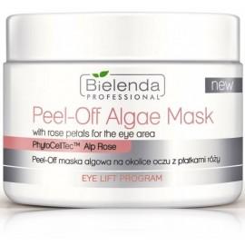 Bielenda Peel-Off Algae Mask stangrinamoji paakių kaukė
