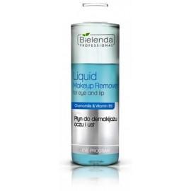 Bielenda Professional Liquid Make-up Remover akių ir lūpų makiažo valiklis