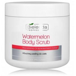 Bielenda Professional Watermelon Body Scrub drėkinamasis kūno šveitiklis