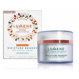 Lumene Sisu Moisture Remedy Day & Night Cream drėkinamasis veido kremas
