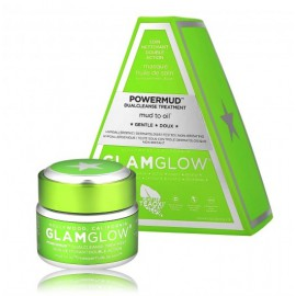 GlamGlow Powermud Dualcleanse Treatment valomoji veido kaukė, 50 g.
