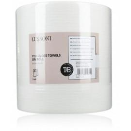 Lussoni Cellulose Towels vienkartiniai celiuliozės rankšluosčiai rulone 1 vnt.