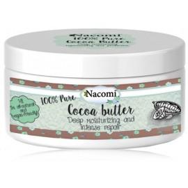 NACOMI Pure Cocoa Butter kakavos sviestas 100 ml.