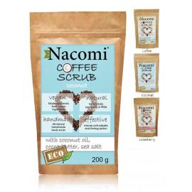 NACOMI Coffee Scrub kūno šveitiklis 200 g.