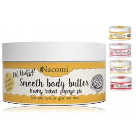 NACOMI Smooth Body Butter kūno sviestas 100 g.