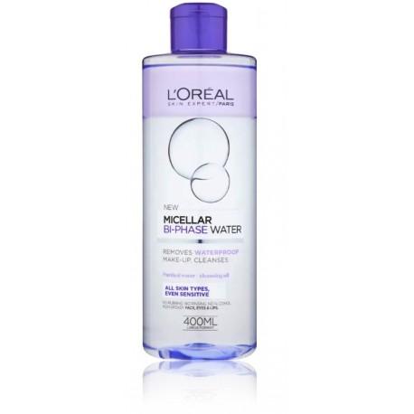 Loreal Micellar Bi-Phase Water dvifazis micelinis vanduo