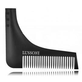 Lussoni kirpėjo šukos barzdai ir veido plaukams