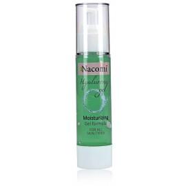 Nacomi Hyaluronic Gel drėkinamasis veido serumas 50 ml.