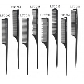 Lussoni Lift Tail Comb šukos, 1 vnt.