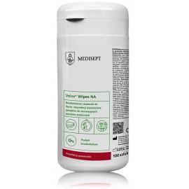 Medisept Velox Wipes NA dezinfekcinės servetėlės be alkoholio paviršiams valyti