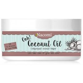 Nacomi Coconut Oil  nerafinuotas kokosų aliejus 100 ml.