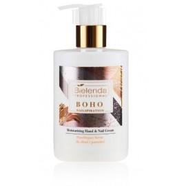 Bielenda Boho Nailspiration Hand & Nail Cream drėkinamasis rankų ir nagų kremas