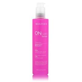Selective Professional On Care Therapy Smooth Beauty Milk intensyvaus poveikio pienelis plaukams 250 ml.