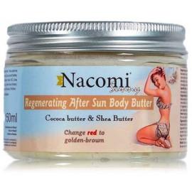 Nacomi Regenerating After Sun Body Butter kūno sviestas po deginimosi