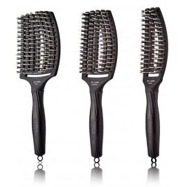 Olivia Garden Combo Finger Brush plaukų šepetys 1 vnt.