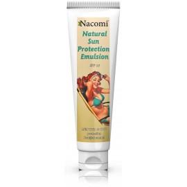 Nacomi Sunscreen Lotion Sun Protection Emulsion apsauginė emulsija nuo saulės