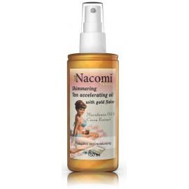 NACOMI After Sun moisturizing and cooling balm drėkinamasis ir vėsinantis balzamas po saulės
