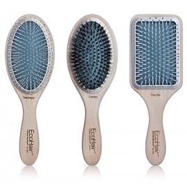 Olivia Garden EcoHair Bamboo profesionalus plaukų šepetys 1 vnt.