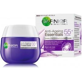 Garnier Skin Naturals Intensive Restore 55+ dieninis veido kremas nuo raukšlių