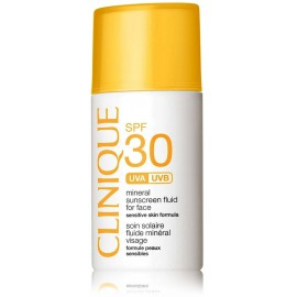 Clinique Sun Mineral Sunscreen Fluid For Face veido apsauga nuo saulės