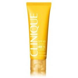 Clinique Sun Face Cream veido kremas nuo saulės