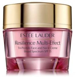 Estee Lauder Resilience Multi-Effect Tri-Peptide Face & Neck Cream stangrinantis veido ir kaklo kremas