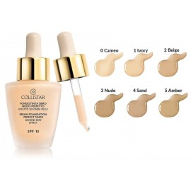 COLLISTAR Serum Foundation Perfect Nude makiažo pagrindas + serumas 30 ml.
