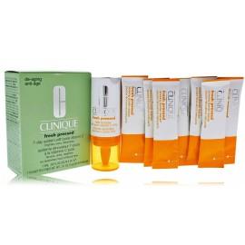 Clinique Fresh Pressed 7-Day System 7 dienų veido priežiūros rinkinys su vitaminu C