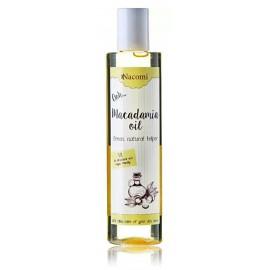 Nacomi Macadamia Oil makadamijos aliejus
