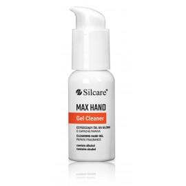 Silcare Max Hand Gel Cleaner valomasis rankų gelis