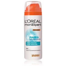 Loreal Paris Men Expert Hydra Sensitive skutimosi putos jautriai odai
