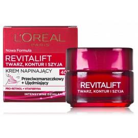 L'Oreal Revitalift Anti-wrinkle formuojamasis kremas nuo raukšlių