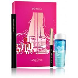 Lancome Definicils rinkinys (blakstienų tušas 6,5 ml.  + akių pieštukas 0,7 g. + makiažo valiklis 30 ml.)