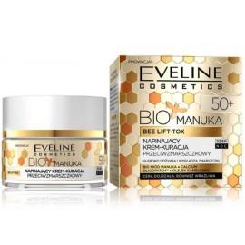 Eveline  Bio Manuka 50+ kremas nuo raukšlių