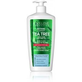 Eveline Botanic Expert Tea Tree Liquid Hand Soap antibakterinis skystas muilas