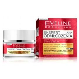 Eveline Rejuvenation Expert 35+ atkuriamasis veido kremas nuo raukšlių brandžiai odai