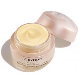 Shiseido Benefiance Wrinkle Smoothing Cream Enriched raukšles lyginantis kremas veidui