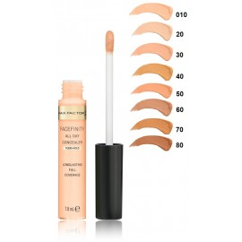 Max Factor Facefinity All Day Concealer maskuoklis 7.8 ml.