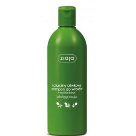 Ziaja Olive atkuriamasis plaukų šampūnas visų tipų plaukams