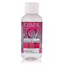 Eveline Facemed+ 3in1 Hyaluronic drėkinamasis micelinis vanduo