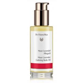 Dr. Hauschka Moor Lavender Calming Body Oil raminantis kūno aliejus