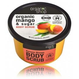 Organic Shop Organic Mango & Sugar Body Scrub kūno šveitiklis