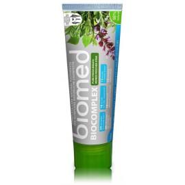 Biomed Biocomplex Complete Care Natural Toothpaste natūrali dantų pasta
