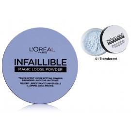 L'Oreal Infallible Magic Setting Loose Powder biri pudra 40 g.