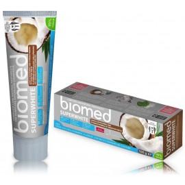 Biomed Superwhite Toothpaste balinamoji dantų pasta