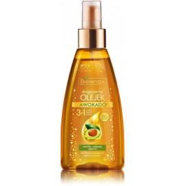 Bielenda Precious Avocado Oil 3in1 aliejus kūnui, veidui ir plaukams